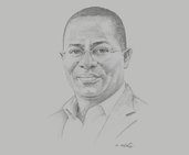 John Peter Amewu, Minister of Energy