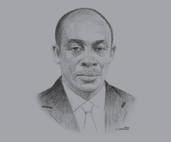 Seth Terkper, Minister of Finance