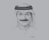 Sultan Ahmed bin Sulayem, Group Chairman and CEO, DP World; and President, Dubai Maritime City Authority