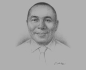 Byron Chan, Minister of Mining