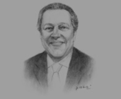 Mounir Fakhry AbdelNour, Minister of Trade and Industry