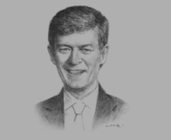 John Martin Miller, Chairman and CEO, Nestlé Philippines