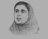 Sheikha Lubna bint Khalid bin Sultan Al Qasimi, Minister of International Cooperation and Development