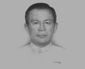 Dr Kan Zaw, Minister of National Planning and Economic Development