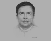 U Maung Myint, Minister of Industry