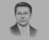 Ch. Ulaan, Minister of Finance