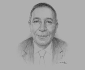 Qutaibah Abu Qura, Former Minister of Energy and Mineral Resources