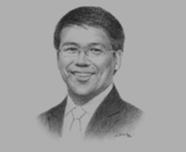 Arnel Paciano D Casanova, President and CEO, Bases Conversion and Development Authority (BCDA), and Chairman, Philippine Investments Promotions Plan (PIPP) Steering Committee