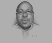Alhaji Inusah Fuseini, Minister of Lands and Natural Resources