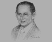 His Majesty Bhumibol Adulyadej, King of Thailand