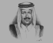 Yousef Hussain Kamal, Minister of Economy and Finance
