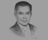 Dato Ali Apong, Deputy Minister, Prime Minister's Office, and Chairman, Brunei Economic Development Board (BEDB)