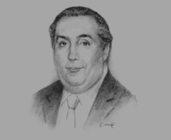 Federico Renjifo Vélez, Minister of Mines and Energy
