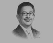 Arsjad Rasjid, Vice-President Director and Group Chief Financial and Operating Officer, Indika Energy