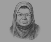 Rawya Saud Al Busaidi, Minister of Higher Education