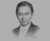 Boonsong Teriyapirom, Minister of Commerce