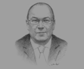 Alistair Burt, UK Minister for the Middle East and North Africa