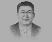 B. Ganzorig, Chairman, Foreign Investment and Foreign Trade Agency