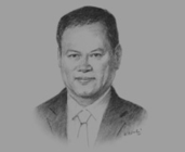 Pehin Dato Lim Jock Seng, Second Minister of Foreign Affairs & Trade