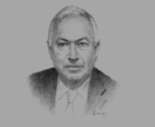 José Manuel García-Margallo, Spanish Minister of Foreign Affairs and Cooperation