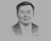 G. Zandanshatar, Minister for Foreign Affairs and Trade