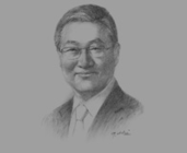 Kim Sung-Hwan, Korean Minister of Foreign Affairs and Trade
