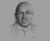 Yves Fernand Manfoumbi, Director-General of the Budget
