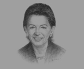 Anne Ruth Herkes, German State Secretary, Federal Ministry of Economics and Technology