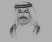 Mohamed bin Saleh Al Sada, Minister of Energy and Industry