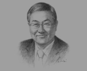 Kim Sung-hwan, Minister of Foreign Affairs and Trade, Republic of Korea