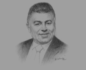 Osama Saleh, Minister of Investment, and Chairman, General Authority for Investment and Free Zones (GAFI)