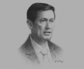 Anudith Nakornthap, Minister of Information and Communication Technology