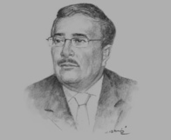 Chérif Rahmani, Minister of Industry, Small and Medium-Sized Enterprises (SMEs), and Investment Promotion