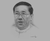 Dr Myint Aung, Minister of Mines