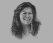 Rica Davila, Chairman and CEO, Lapanday Foods Corporation