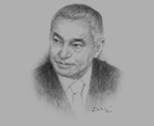 Ahmed Ali Fadel, Former Chairman, Suez Canal Authority (SCA)
