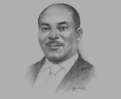 Henri-Claude Oyima, Director and Chairman of the Board of Directors, BGFIB ank