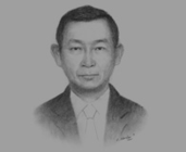Cham Prasidh, Cambodian Senior Minister and Minister of Commerce