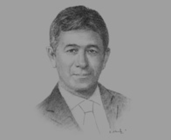 Vahdettin Ertaş, Chairman, Capital Markets Board (CMB)