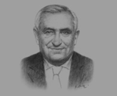 Jean-Pierre Raffarin, Former French Prime Minister and Special French Envoy for Franco-Algerian Affairs