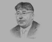 S. Demberel, President, Mongolian National Chamber of Commerce & Industry