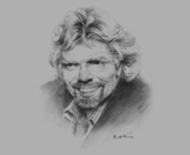 Richard Branson, President, Virgin Atlantic