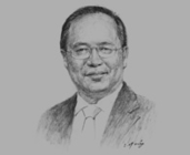 Bernard Giluk Dompok, Minister of Plantation Industries and Commodities
