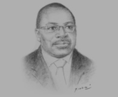 Yannick Mokanda, Director-General, National Agency for Urban Planning, Topographical Works and Land Registry (ANUTTC)