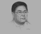 U Soe Thane, Minister of the President's Office, and Former Chairman, Myanmar Investment Commission (MIC)