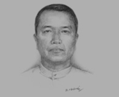 U Khin Maung Soe, Union Minister, Ministry of Electric Power (MoEP)
