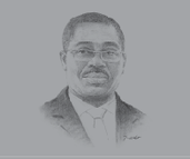 Rigobert Ikambouayat Ndeka, Managing Director, Office of Ports and Harbours of Gabon (OPRAG)