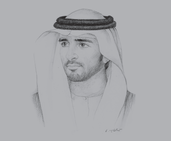 Sheikh Hamdan bin Mohammed bin Rashid Al Maktoum, Crown Prince of Dubai and Chairman of the Dubai Executive Council
