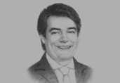 Javier Betancourt, President, National Hydrocarbons Agency (ANH)