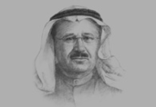 Riyadh Al Saleh, Chairman and CEO, Kharafi National